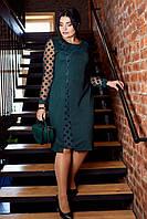 Ошатне жіноче плаття з 50 по 60 розмір