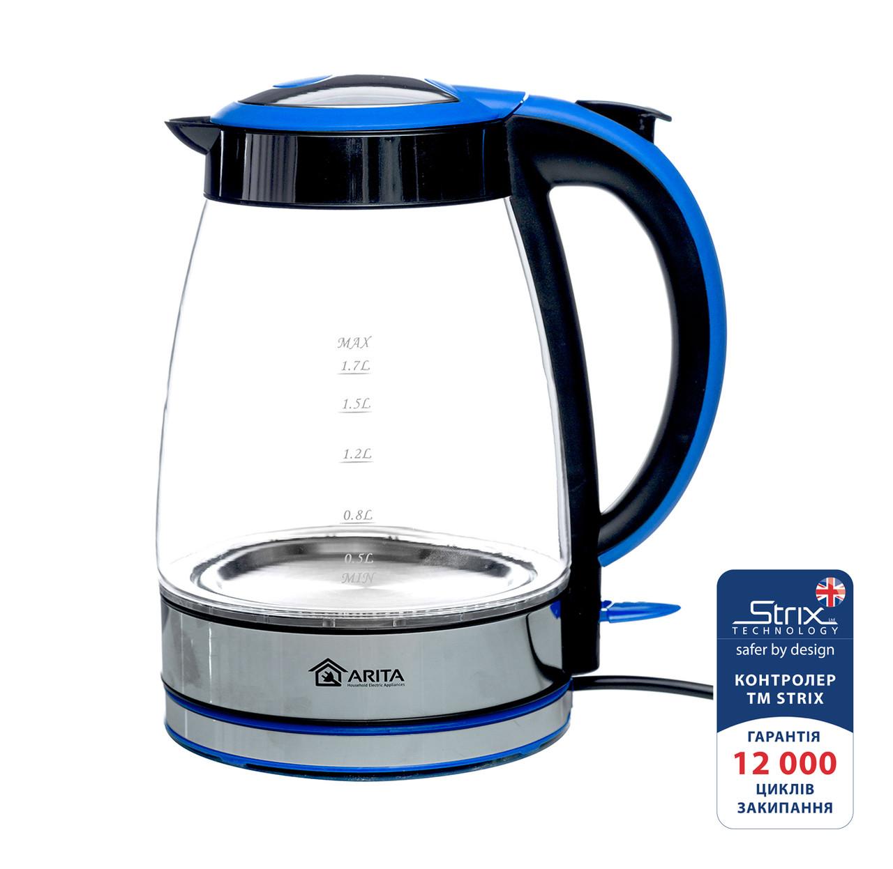 Чайник электрический Arita AKT-9205Bl