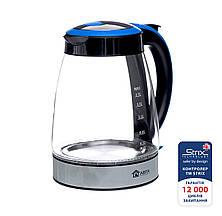 Чайник электрический Arita AKT-9205Bl, фото 2