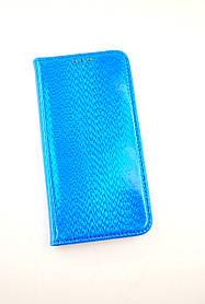 Чохол-книжка для телефону Samsung M20 / M205 (2019) Chameleon Blue