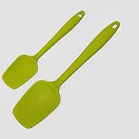 Кухонная лопатка силиконовая маленькая 21 см