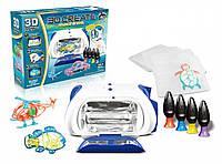 Набор для детского творчества 3D Create Machines , игрушка 3D Принтер детский