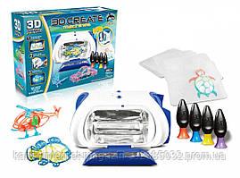 Набір для дитячої творчості 3D Create Machines , іграшка 3D Принтер дитячий