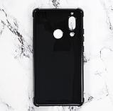 """Комплект черный чехол PZOZ и стекло для Sharp Aquos S3 / D10 (SH-D01) / 6"""" /, фото 2"""