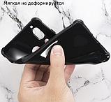"""Комплект черный чехол PZOZ и стекло для Sharp Aquos S3 / D10 (SH-D01) / 6"""" /, фото 4"""