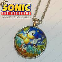 "Украшение на шею Соник - ""Sonic Neck"", фото 1"