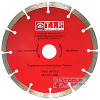 Алмазный диск T.I.P. 150 х 7 х 22,23 Сегмент, фото 1