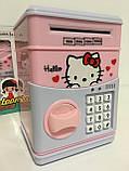 Скарбничка Hello Kitty (24 шт/ящ), фото 2