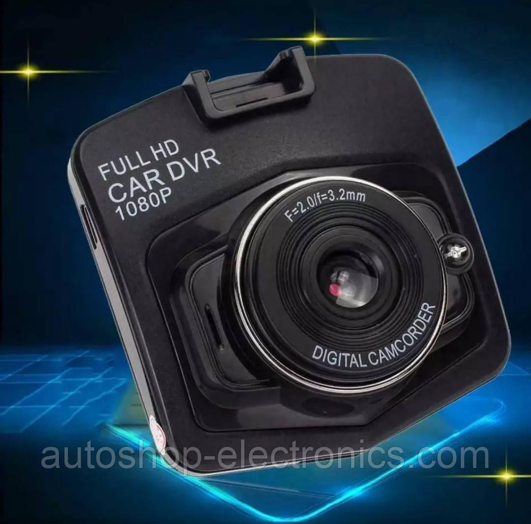 Автомобильный видеорегистратор (2.4 TFT/ Full HD - 1920x1080/ 170°/ G-Sensor)