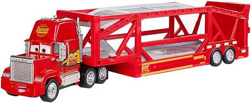 Тачки 3 Трейлер Мак Грузовик (Disney/Pixar Cars Launching Mack Transporter Vehicle), фото 3