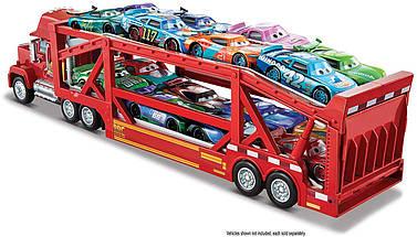 Тачки 3 Трейлер Мак Грузовик (Disney/Pixar Cars Launching Mack Transporter Vehicle), фото 2
