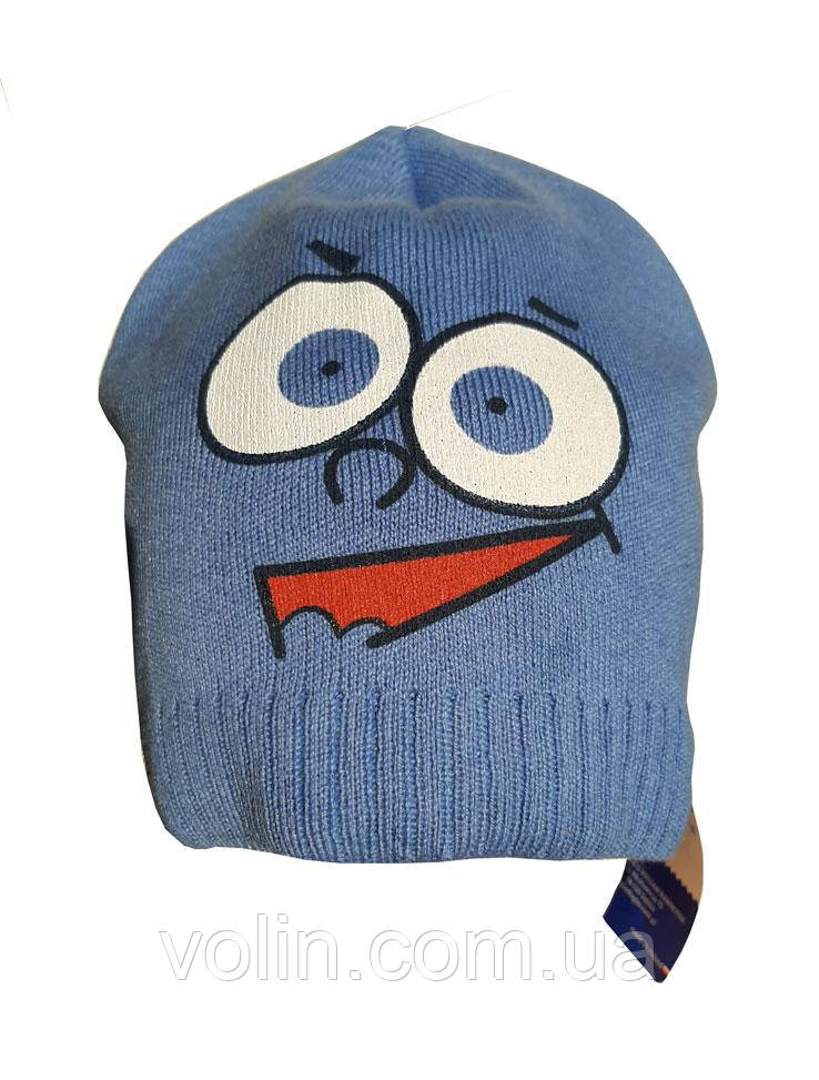 Зимняя мужская шапка Agbo Tolek.