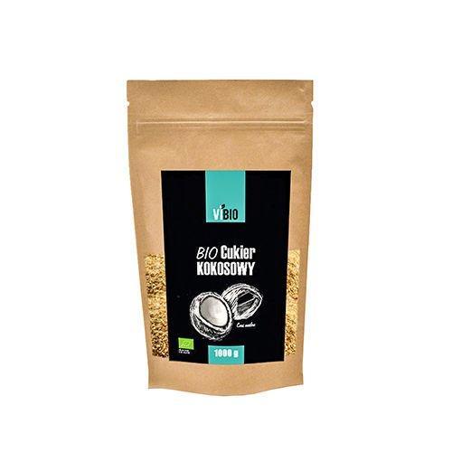 Органический BIO кокосовый сахар Vivio 1000 грамм