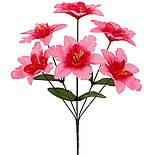 Букет искусственные орхидеи, 35см, фото 2