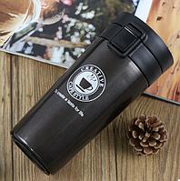 Термокружка Caka Coffee Cup (Черный)