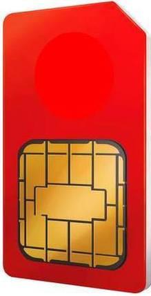 Красивый номер Vodafone 0660X23456, фото 2