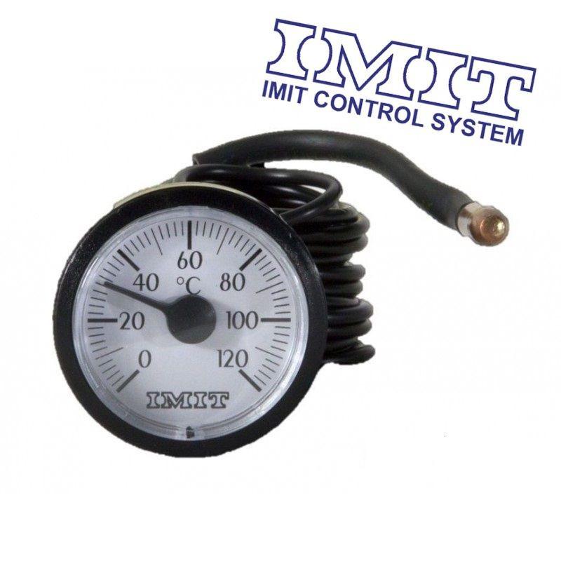 Термометр для котлов IMIT 0-120°C