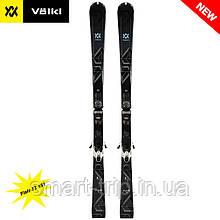 Женские лыжи Volkl Flair 72 151 19/2020 Black 119321