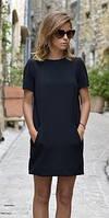 Подростковое платье базовое (без карманов), фото 1
