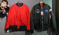 Одяг NASA бомбер