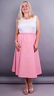 Юбка Тереза розовый, фото 1
