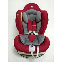 Автокресло ME 1064 JAZZ Red | Группа 0+1,2 (0-25 кг). От рождения до 7 лет| Регулируемая спинка: 3 положения