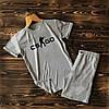 Cпортивные Мужские шорты и футболка c принтом CS Go (counter strike)  / Летние комплекты для мужчин, фото 9