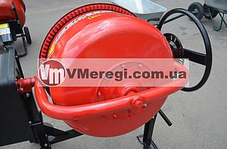 Бетономешалка Forte EW9180P 180 л. 800 Вт (Чугунный венец), фото 2