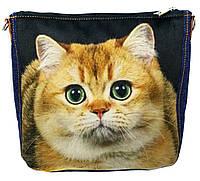Джинсовая сумка РЫЖИК, фото 1