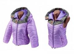 Куртки, жилеты, пуховики детские