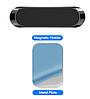 Металлическая магнитная мини-полоска, универсальная подставка для смартфонов