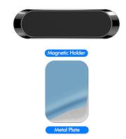 Металлическая магнитная мини-полоска, универсальная подставка для смартфонов, фото 1