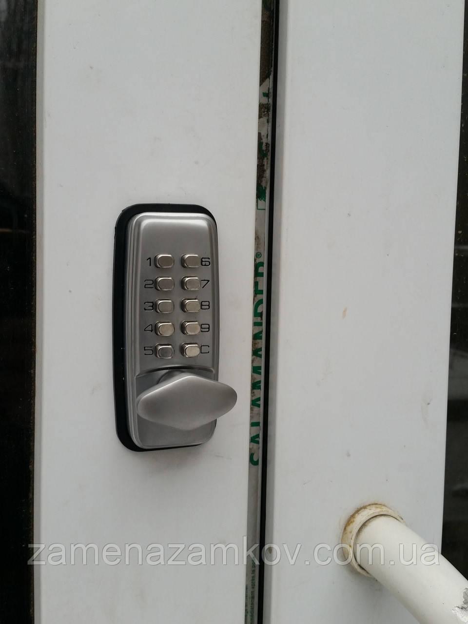 Кодовый замок цифровой механический Lockod