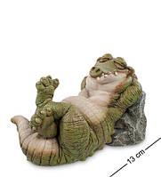 """Фигурка """"Крокодил"""" 13x7x8 см., полистоун Sealmark, США"""