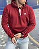 Теплая мужская толстовка New Balance (Нью бэлэнс), худи с капюшоном, кофта, кенгурушка / ОСЕНЬ-ЗИМА, фото 2
