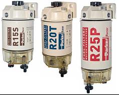 Сепараторы дизельного топлива PARKER RACOP