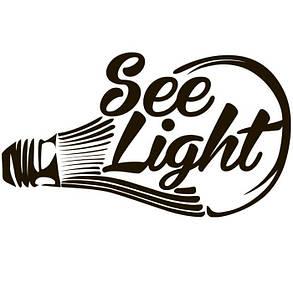 Светодиодная автомобильная лампа SLP LED в указатель поворота  цоколь T20(7440)(WY21W) 27-2835 9-30V-Жёлтый, фото 2
