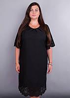 Платье Ажур черный, фото 1