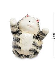 """Фигурка """"Кот"""" 9x7x9 см., фарфор Pavone, Италия, фото 1"""