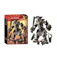 Конструктор Ninja Bela 10937 Титан Они 550 деталей
