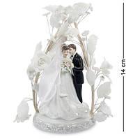 "Статуэтка-композиция ""Молодожены"" 15,5x8,5x14 см., Pavone, Италия"