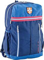 Рюкзак (ранец) школьный 1 Вересня Yes 554037 CA 095 Синий 28*45*11см