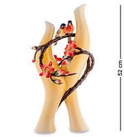 """Статуэтка-ваза """"Вечная Любовь"""" 52 см., фарфор Pavone, Италия"""