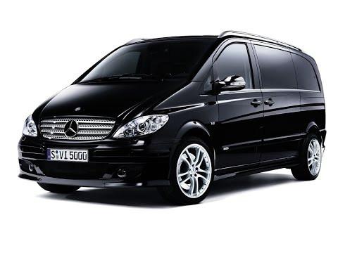 Mercedes Viano 2004-2015 гг.