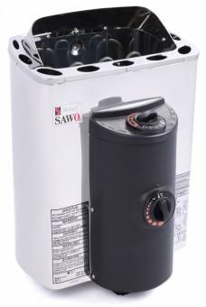 Електрична кам'янка для сауни Sawo Minix MX-23NB