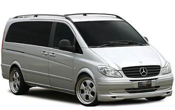 Mercedes Vito W639 2004-2015 гг.