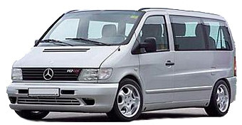 Mercedes Vito W638 1996-2003 гг.