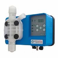 Насос дозирующий Microdos MP1-pH 2,4 л/ч,1 бар. Диапазон чтения Ph - от 0 до 14(ps0215003)