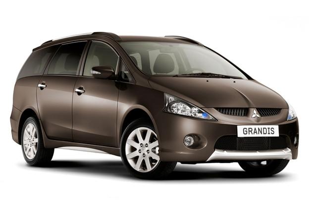 Mitsubishi Grandis 2005+ гг.