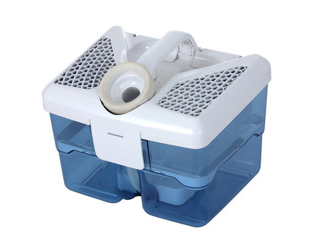 промышленный пылесос с аквафильтром